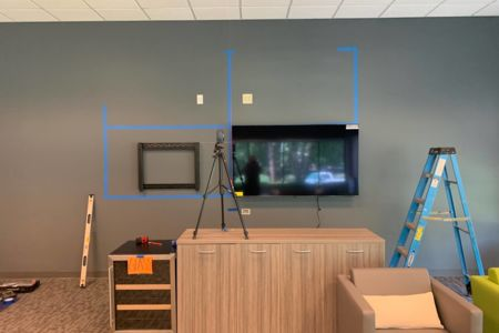 Conference Room Video Wall